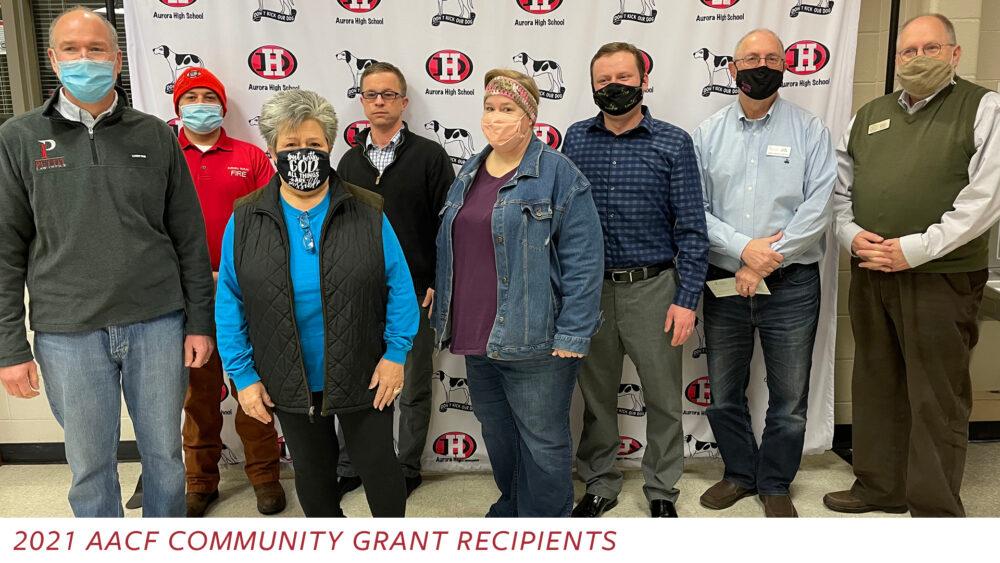 Aacf 2021 grant photos