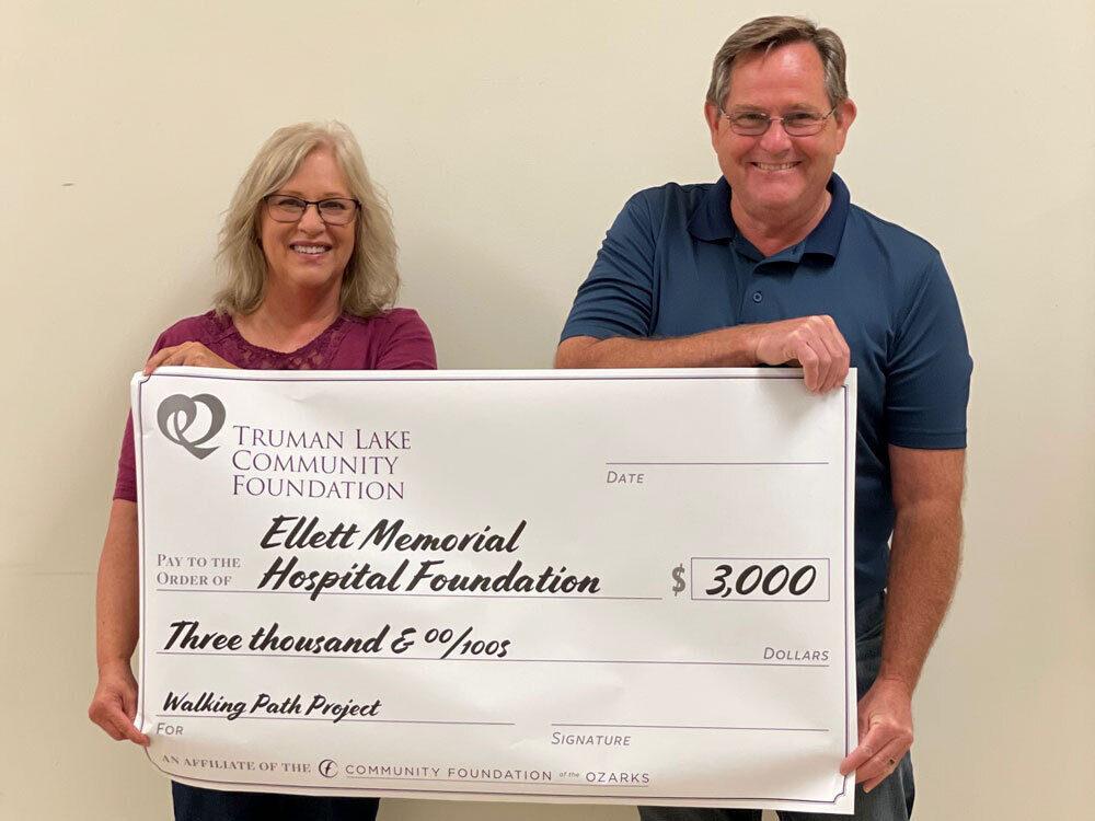 Tlcf 2021 grants ellett