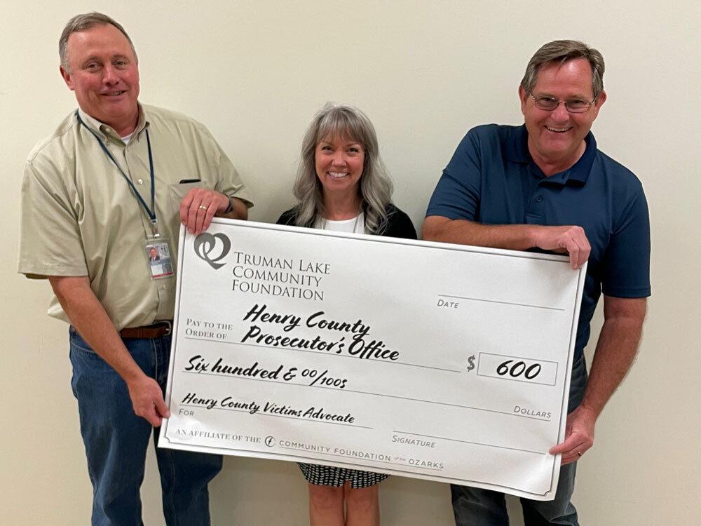 Tlcf 2021 grants henry county pros