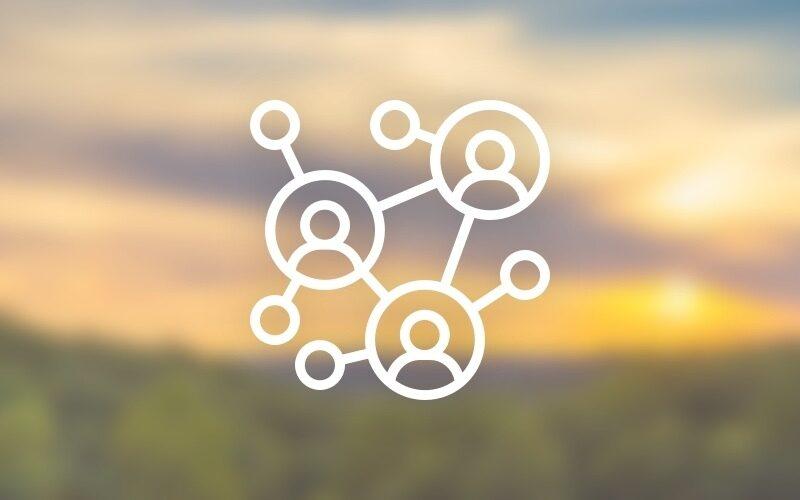 Community development nonprofit icon