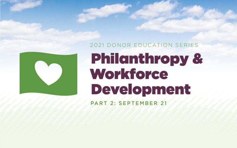Donor ed phil workforce pt2 hero