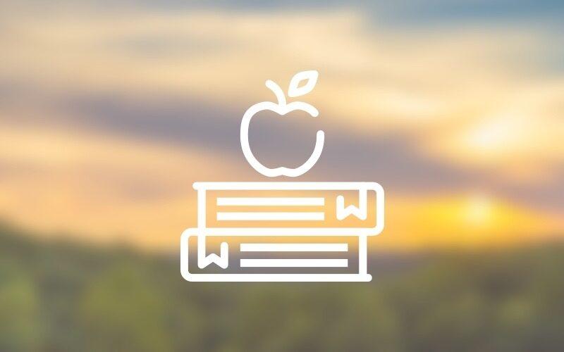 Education nonprofit icon