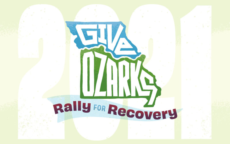 Give ozarks 2021 rally for recovery hero