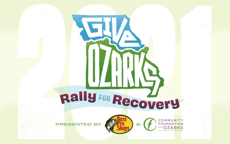 Rally for recovery hero